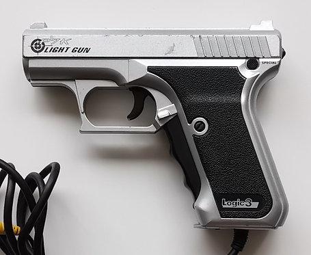 Logic 3 P7K Pocket Light Gun for Sony PlayStation 2 PS2