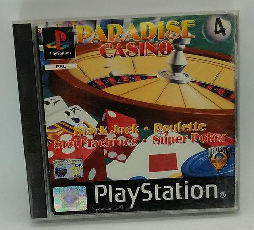 Paradise Casino for Sony PlayStation PS1