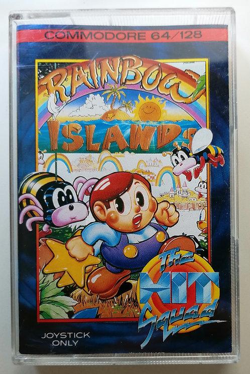 Rainbow Islands for Commodore C64