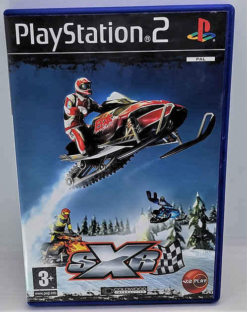 SXR: Snow X Racing for Sony PlayStation 2 PS2