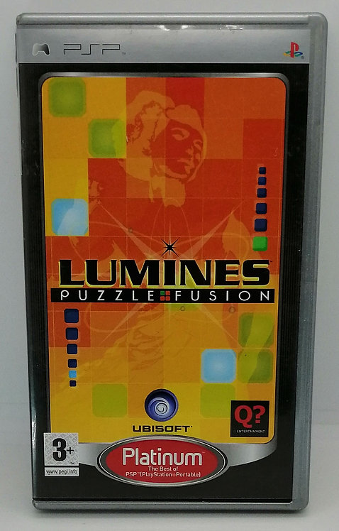 Lumines: Puzzle Fusion for Sony PlayStation Portable PSP
