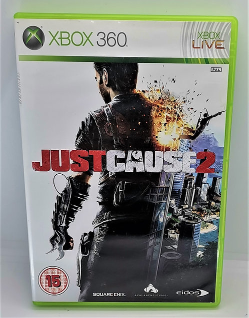 Just Cause 2 for Microsoft Xbox 360
