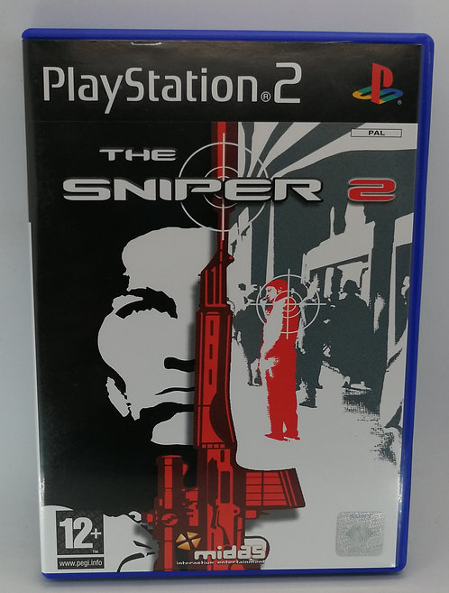 The Sniper 2 for Sony PlayStation 2 PS2