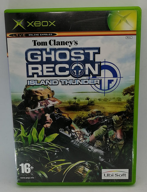 Tom Clancy's Ghost Recon: Island Thunder for Microsoft Xbox