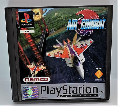 Air Combat for Sony PlayStation PS1