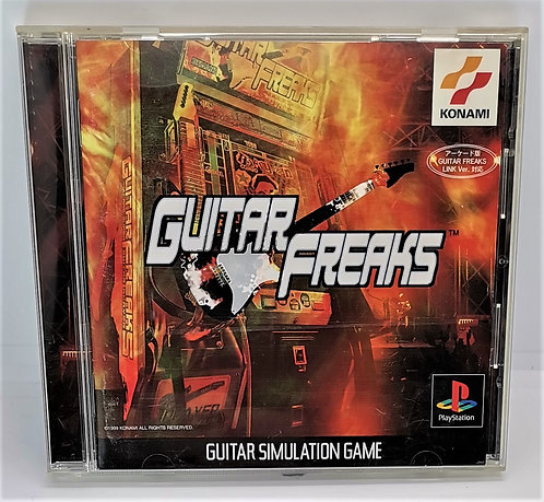 Guitar Freaks for Sony PlayStation PS1