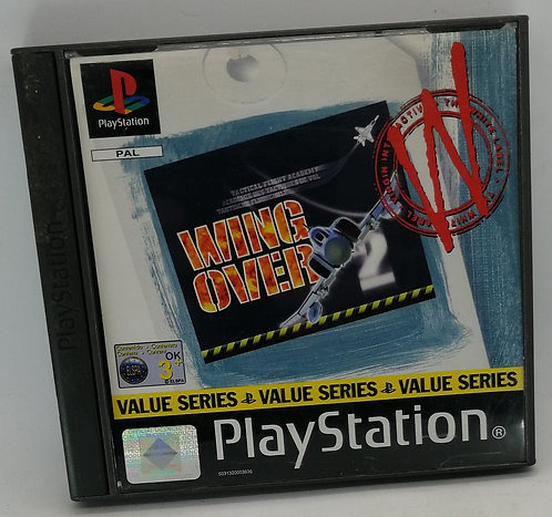 Wing Over 2 for Sony PlayStation PS1