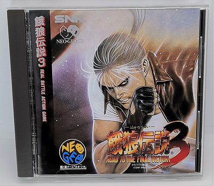Fatal Fury 3: Road to the Final Victory for Neo Geo CD