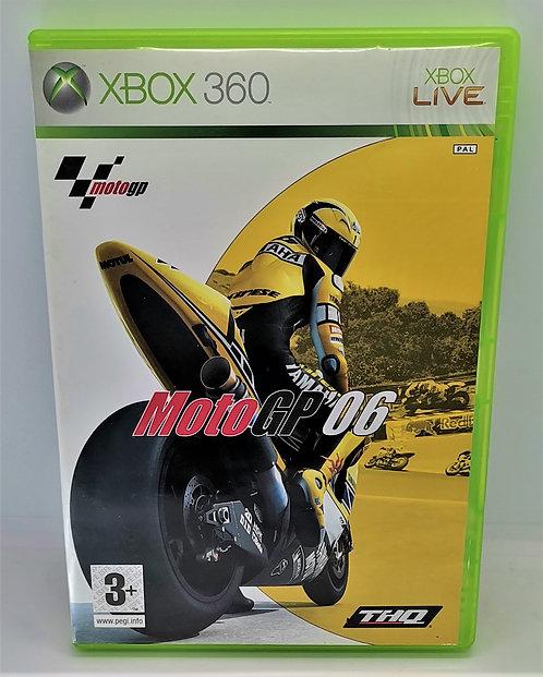 MotoGP '06 for Microsoft Xbox 360