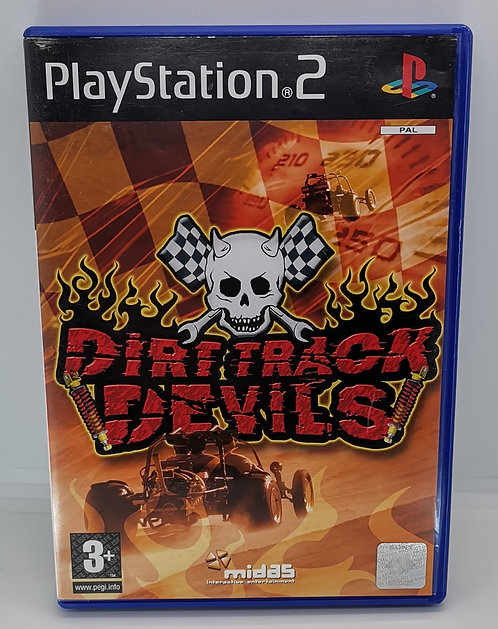 Dirt Track Devils for Sony PlayStation 2 PS2