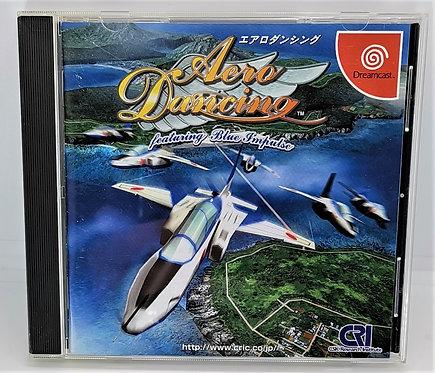 Aero Dancing featuring Blue Impulse for Sega Dreamcast