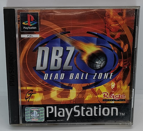 DBZ: Dead Ball Zone for Sony PlayStation PS1