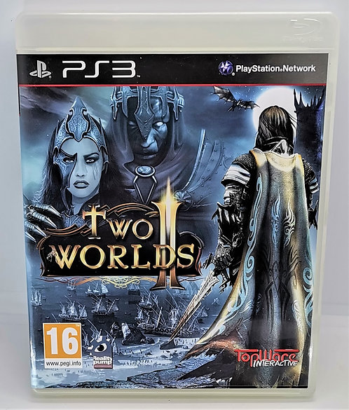 Two Worlds II (2) for Sony PlayStation 3 PS3