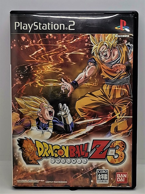 Dragon Ball Z: Budokai 3 for Sony PlayStation 2 PS2