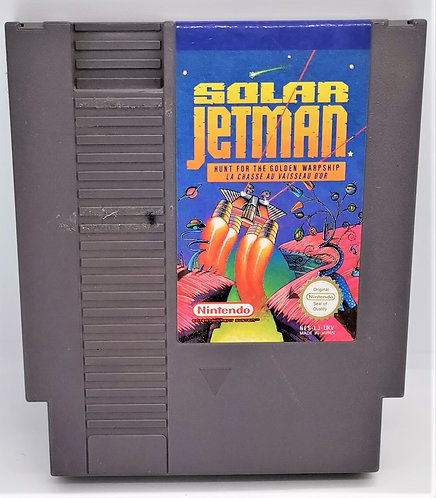 Solar Jetman for Nintendo NES