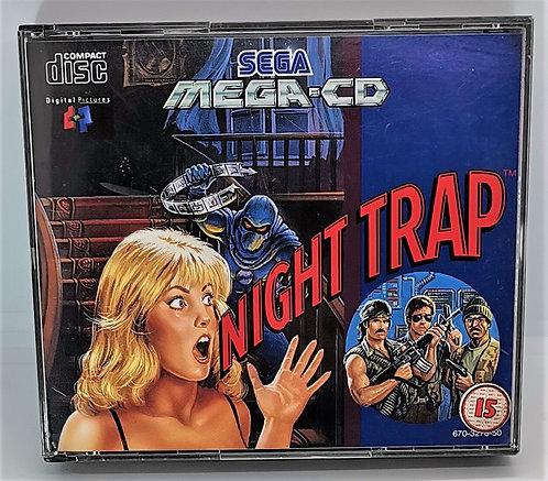 Night Trap for Sega Mega-CD