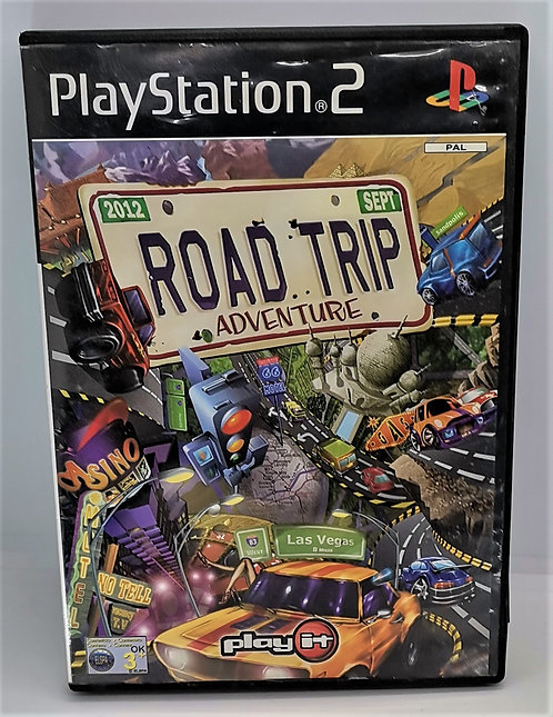 Road Trip for Sony PlayStation 2 PS2