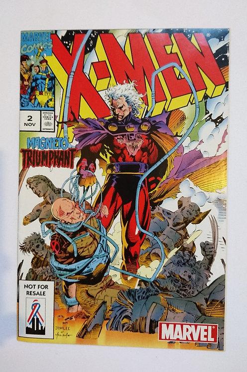 X-Men Vol 2 #2 (Marvel Legends Promo Variant)