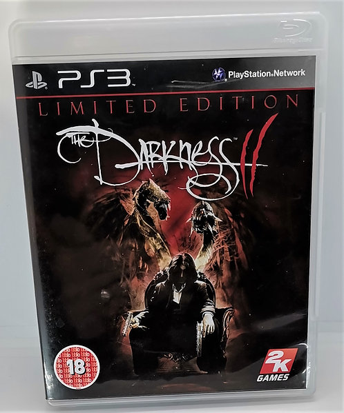 The Darkness II (2) for Sony PlayStation 3 PS3