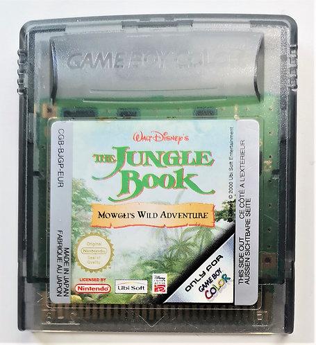 The Jungle Book for Nintendo Game Boy Color