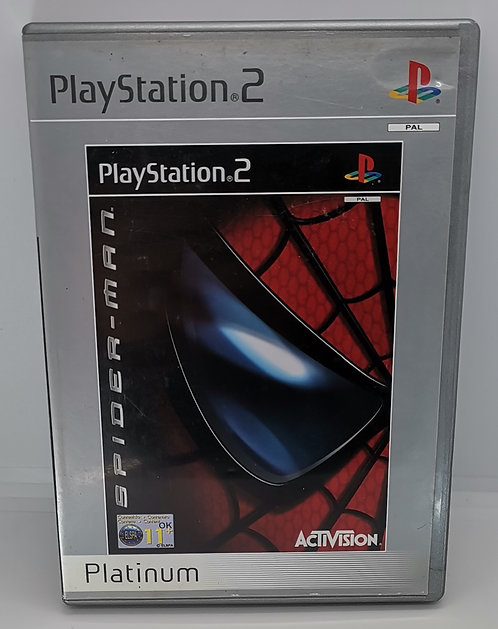 Spider-Man for Sony PlayStation 2 PS2