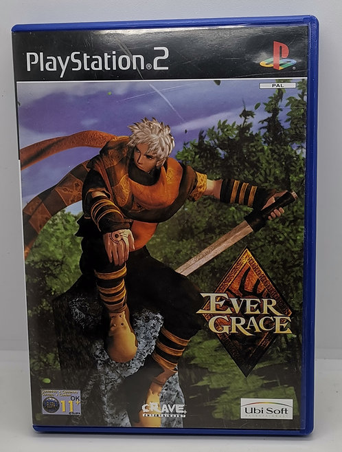 EverGrace for Sony PlayStation 2 PS2