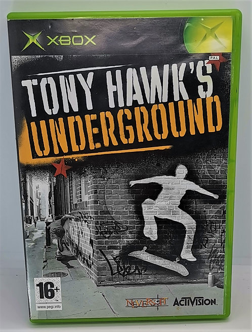 Tony Hawk's Underground for Microsoft Xbox