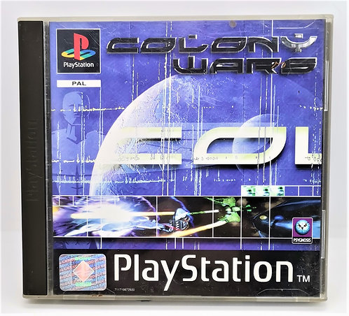 Colony Wars for Sony PlayStation PS1
