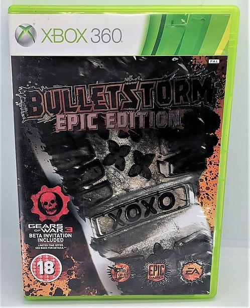 Bulletstorm for Microsoft Xbox 360