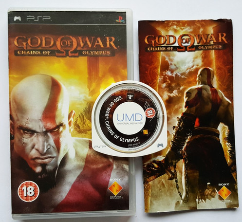 God of War: Chains of Olympus for Sony PlayStation Portable PSP