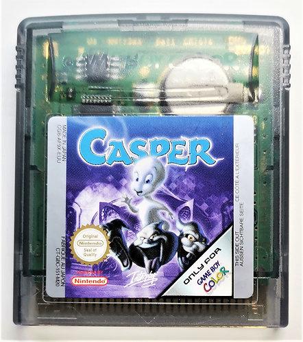 Casper for Nintendo Game Boy Color