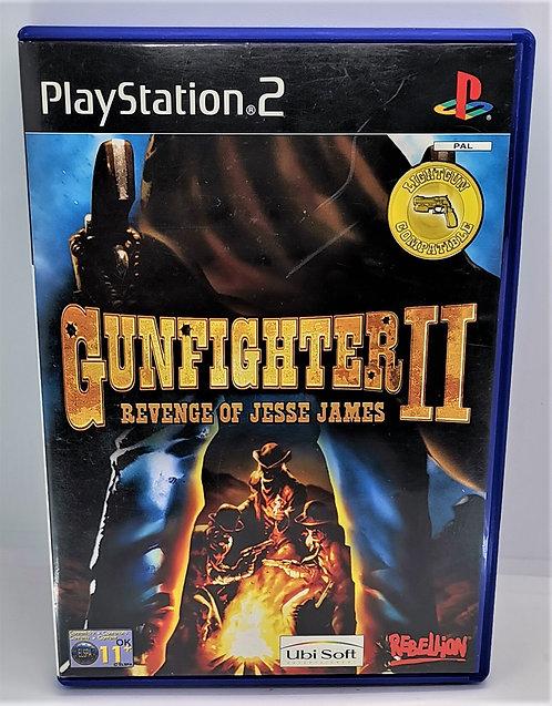 Gunfighter II: Revenge of Jesse James for Sony PlayStation 2 PS2