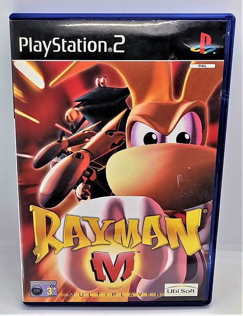 Rayman M for Sony PlayStation 2 PS2