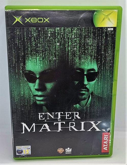 Enter the Matrix for Microsoft Xbox