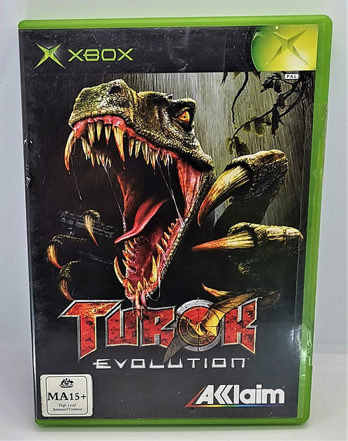 Turok: Evolution for Microsoft Xbox