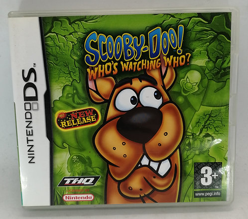 Scooby-Doo! Who's Watching Who? for Nintendo DS