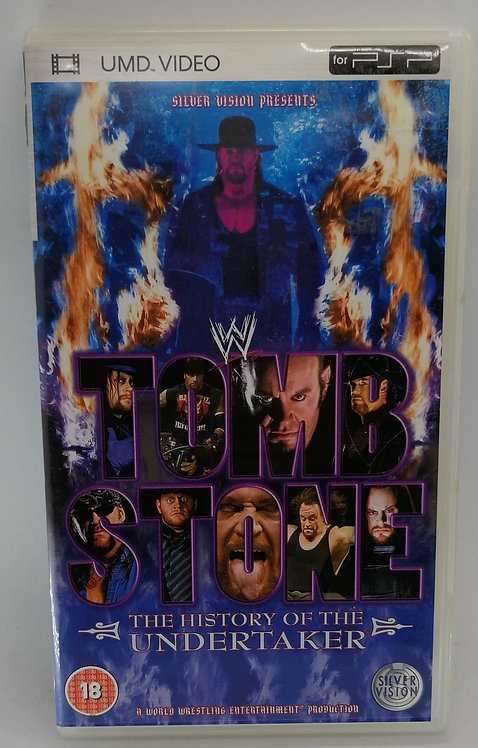 WWE: Tombstone - The History Of The Undertaker UMD Video