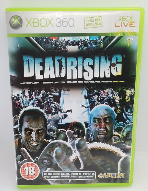 Dead Rising for Microsoft Xbox 360