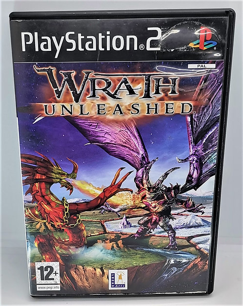Wrath Unleashed for Sony PlayStation 2 PS2