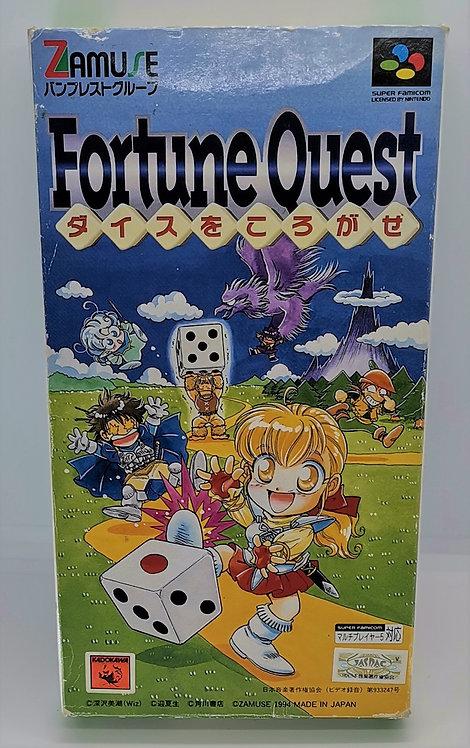 Fortune Quest: Dice O Korogase for Nintendo Super Famicom