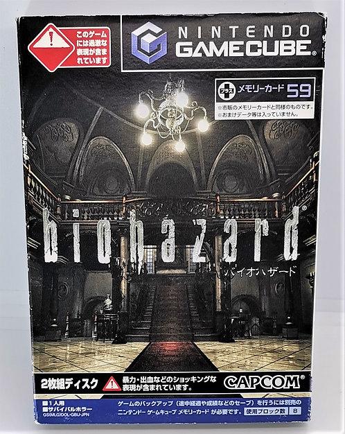 Biohazard for Nintendo GameCube