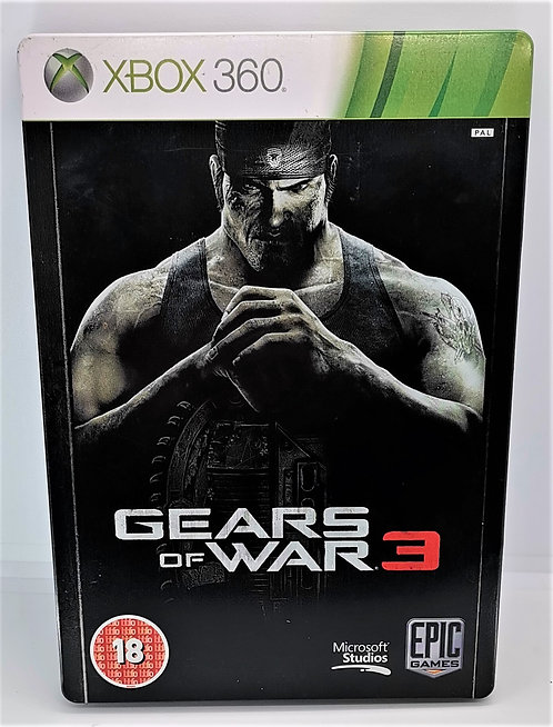 Gears of War 3 Limited Edition for Microsoft Xbox 360