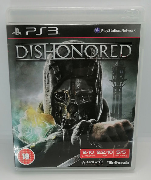 Dishonored for Sony PlayStation 3 PS3