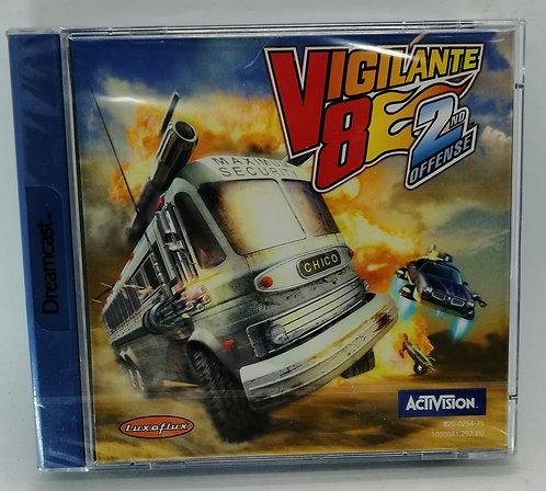 Vigilante 8: 2nd Offense for Sega Dreamcast