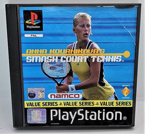 Anna Kournikova's Smash Court Tennis for Sony PlayStation PS1