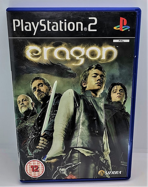 Eragon for Sony PlayStation 2 PS2