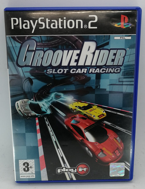 Grooverider: Slot Car Racing for Sony PlayStation 2 PS2