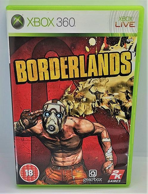 Borderlands for Microsoft Xbox 360