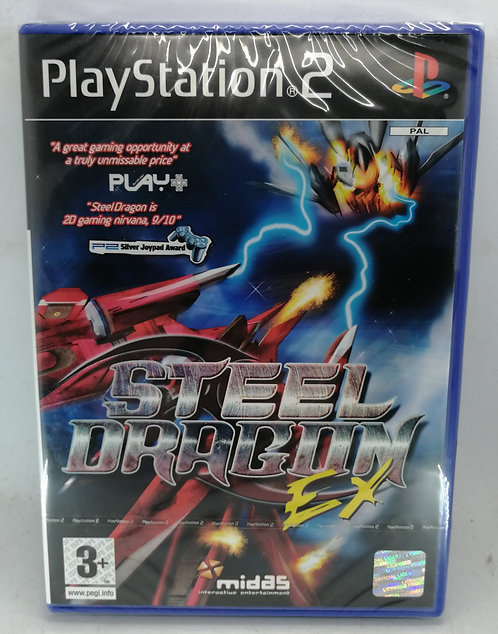 Steel Dragon EX for Sony PlayStation 2 PS2