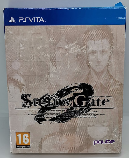 Steins;Gate 0 Limited Edition for Sony PlayStation Vita